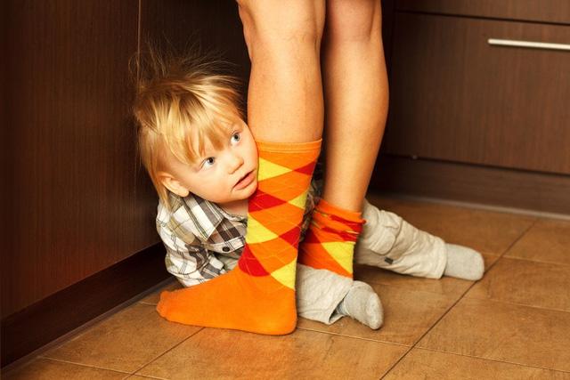 Khi con nhút nhát, bố mẹ nên lo lắng điều gì?